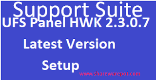 UFS Support Suite Setup 2.3.0.7 Free Download