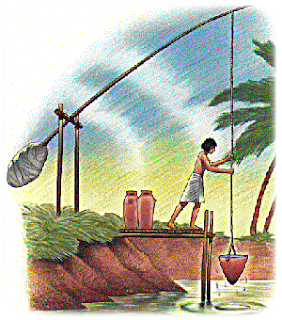 Ancient irrigation systems