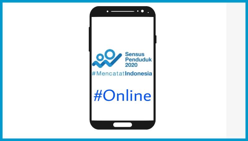 Cara isi formulir sensus penduduk online