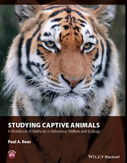 Studying Captive Animals A Workbook of Methods in Behaviour, Welfare and Ecology