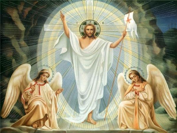 ХРИСТОС ВОСКРЕСЕ! ВОИСТИНЕ! СВЕТЪЛ ВЕЛИКДЕН!