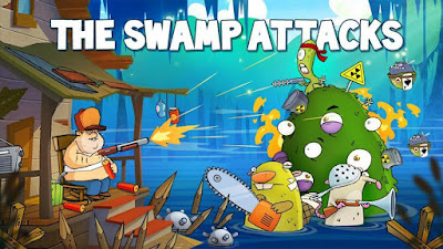 Swamp Attack Apk (MOD, Money/Energy) for Android