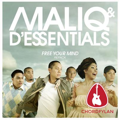 Lirik dan Chord Kunci Gitar Beri Cinta Waktu - Maliq & D'Essentials