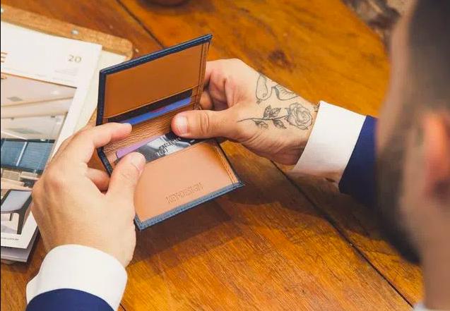 como escolher a carteira perfeita