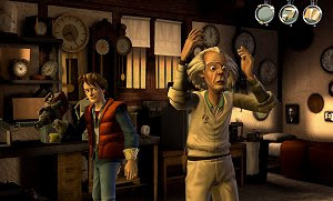 Back to the Future The Game Episode 1 Its About Time