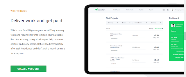 make money with picoworkers