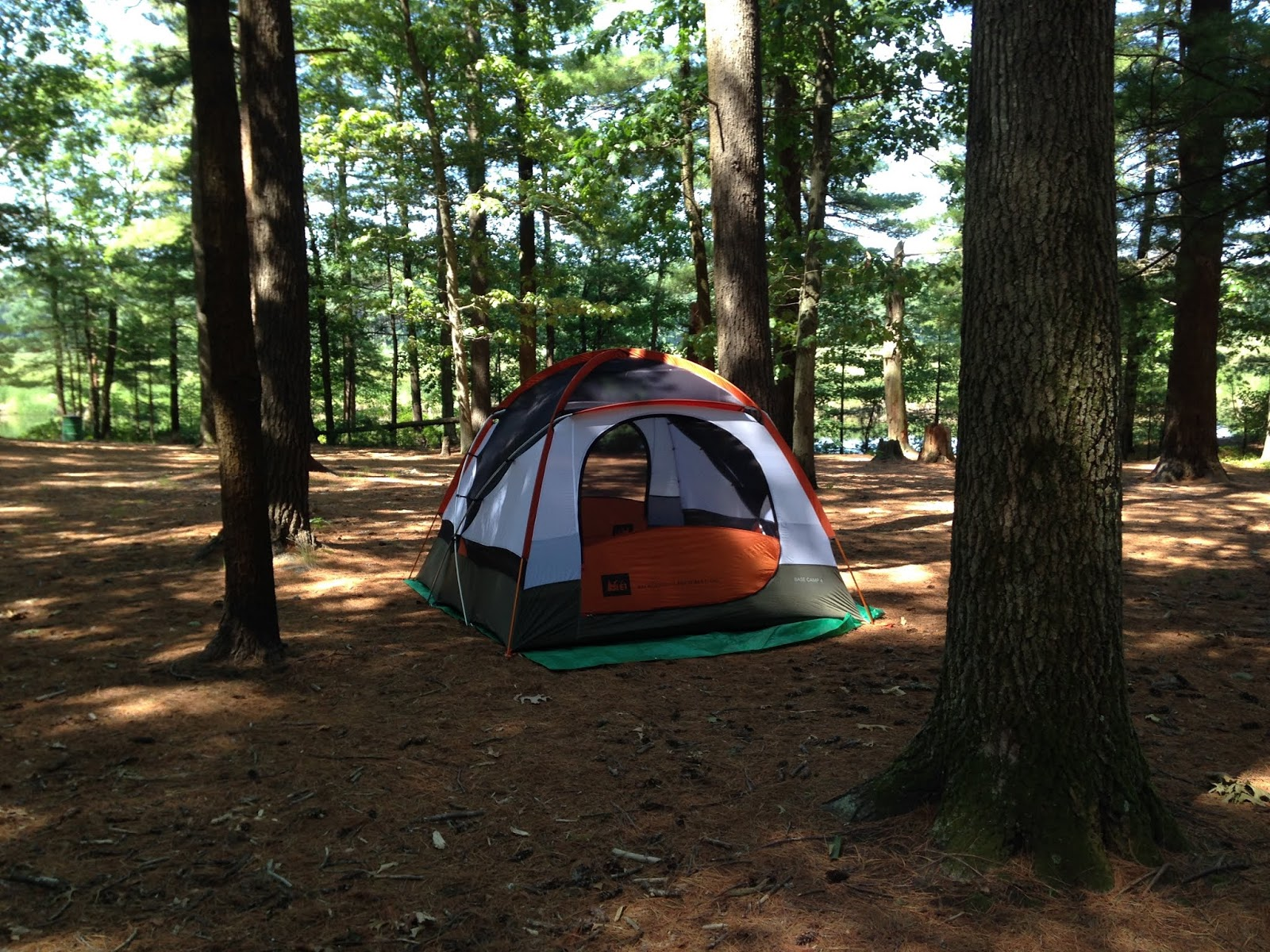 The Great American Backyard Campout - North and South ...