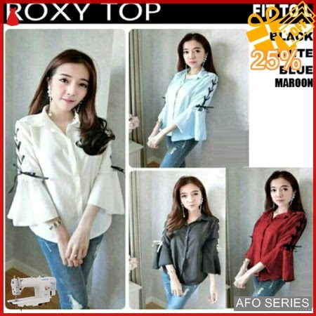 AFO079 Model Fashion Roxy Top Modis Murah BMGShop
