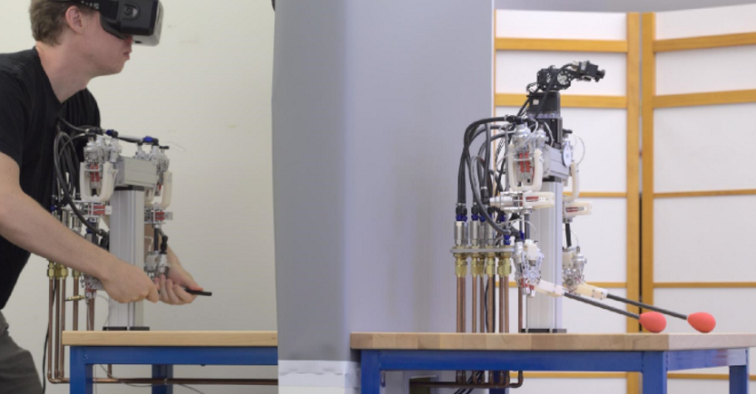 Fluidly Moving Disney Robot Shows What the Future of Our Interaction with Machines Might Be