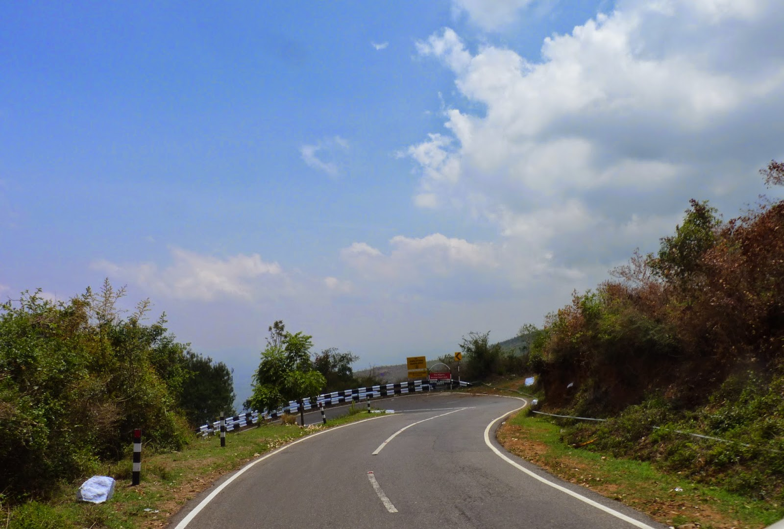 The miles I traversed ! - From Ooty To Bangalore ...