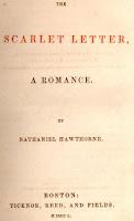 """La lettera scarlatta (""""The Scarlet Letter""""): di Nathaniel Hawthorne"""