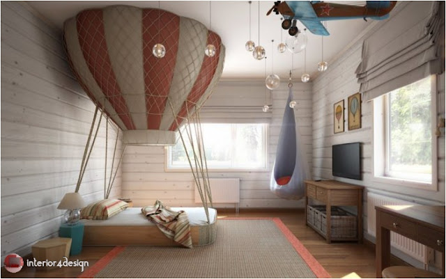Amazing Decorating Ideas For Kids' Rooms 2