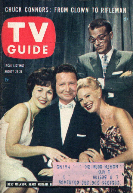 1959.08.22 - TV Guide
