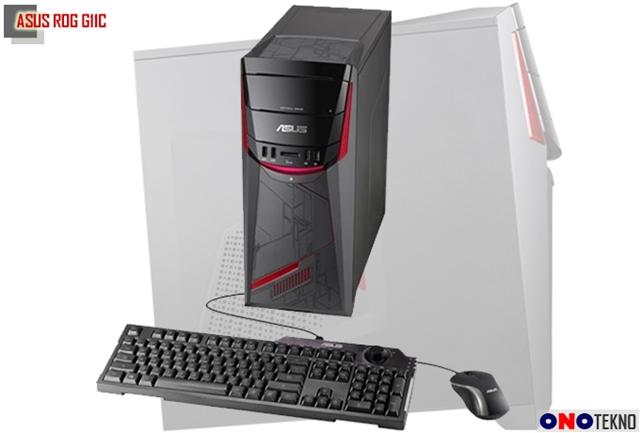"""ASUS ROG G11C """" PC Gaming Spesial Bagi Pengguna Dekstop """""""