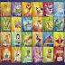 Clásicos Disney - Colección completa 57 películas en blu-ray con las carátulas 2015