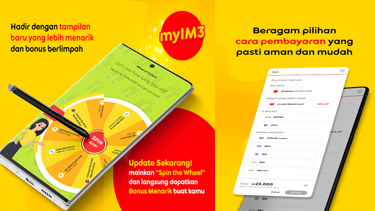 Trik Internet Gratis Indosat 7.5 GB 24 Jam Sepuasnya