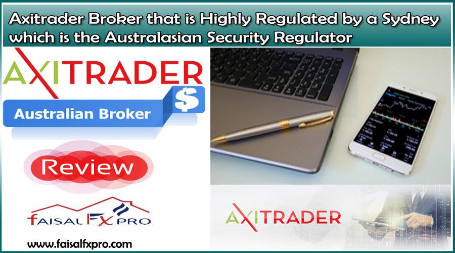 Axitrader Review 2020 - Axitrader Australian Broker