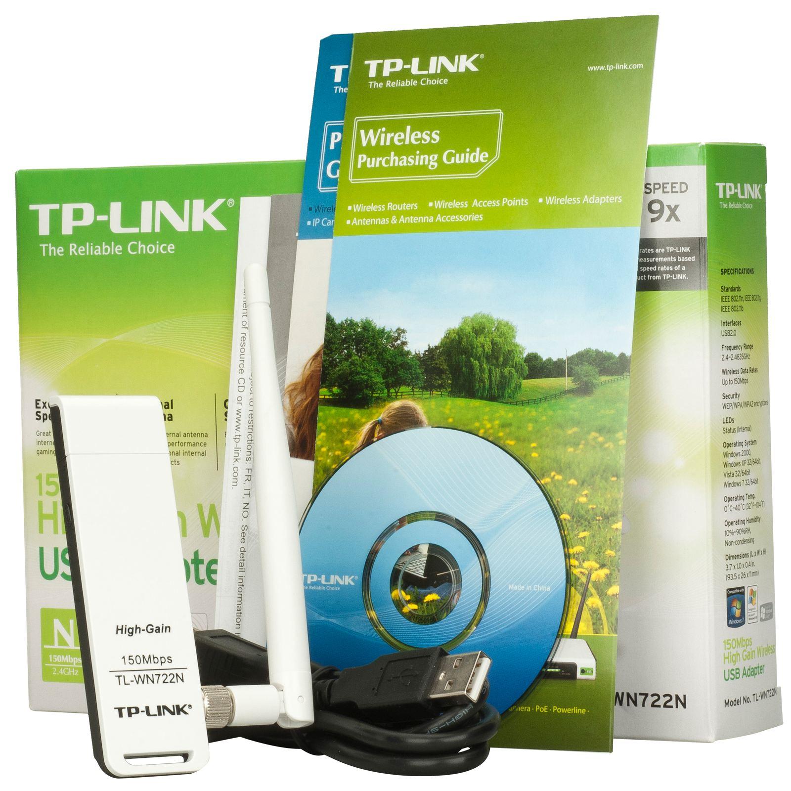 driver tp-link tl-wn722n gratuit