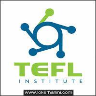 Lowongan Kerja Admin Staff TEFL Institute Medan Februari 2021