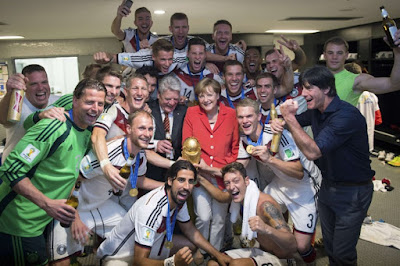 Angela Merkel, German Squad, Joachim Löw, Russia World Cup, World Cup, World Cup 2018,