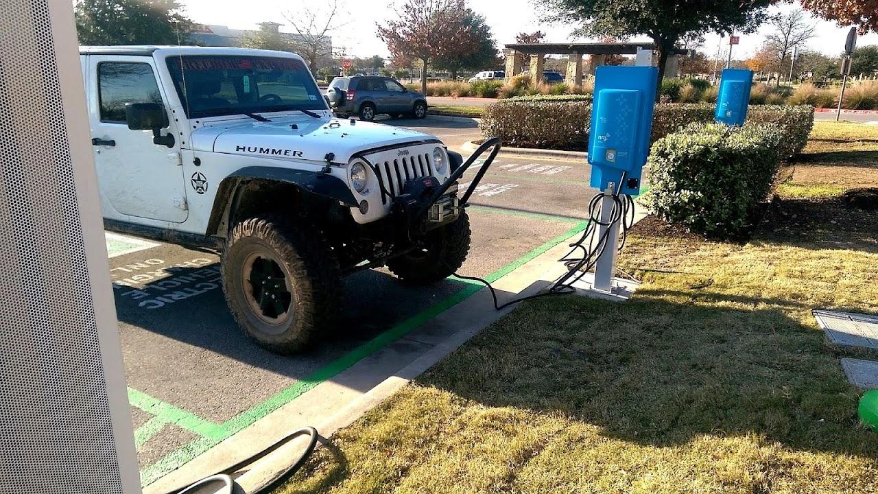 Gas Mileage Of A Jeep Wrangler