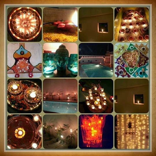 Diwali Decor