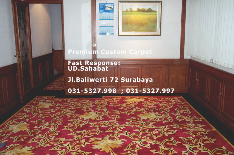jual karpet kantor surabaya