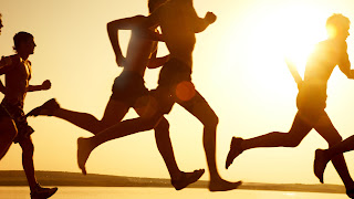 olahraga diet