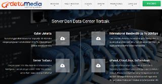 ardetamedia.com adalah penyedia paket web hosting murah
