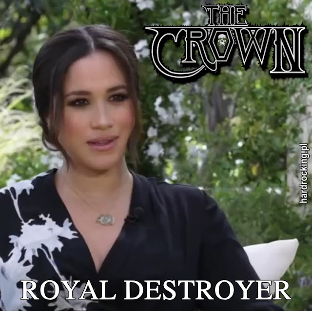 "The Crown - ""Royal Destroyer"" Meghan Markle"
