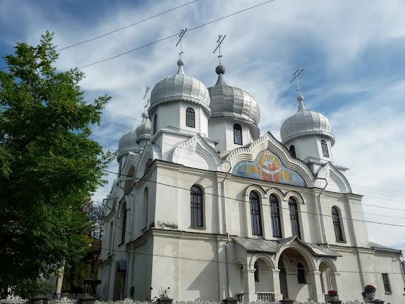 Турка. Церква Покрова Пр. Богородиці. УПЦ КП
