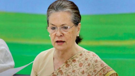 कांग्रेस छोड़कर जाने वाले नेताओं ने अपना असली रंग दिखाया: सोनिया गांधी - newsonfloor.com