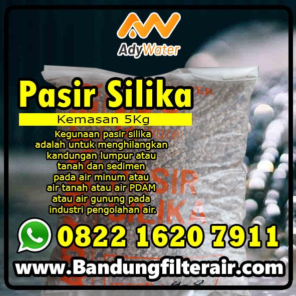 Pasir Silika Coklat | Harga Pasir Silika Per Karung | Jual Pasir Silika Terdekat | untuk Filter Air, Sandblasting | Ady Water | Bandung