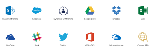 Microsoft Dynamics AX: Microsoft PowerApps: How to create an App in