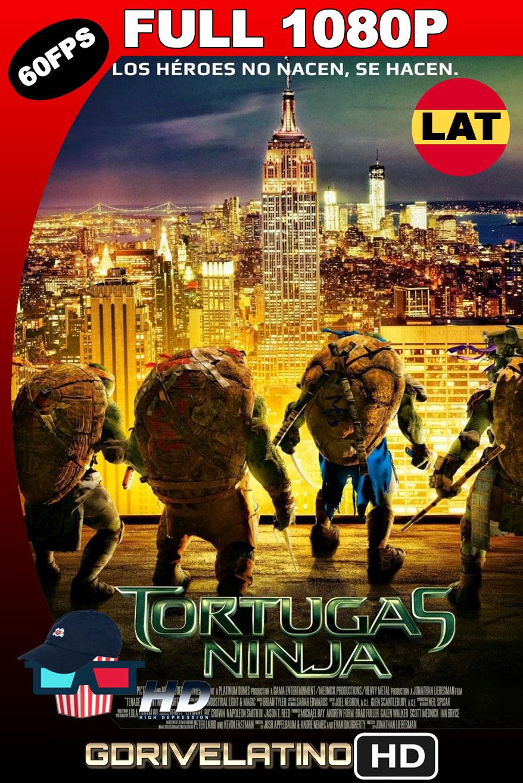 Tortugas Ninja (2014-2016) [Duología] BDRip FULL 1080p (60 FPS) Latino-Ingles MKV