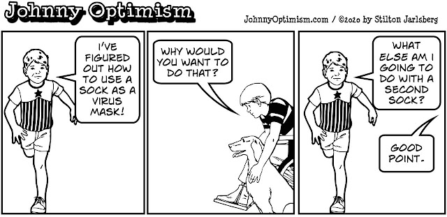 johnny optimism, medical, humor, sick, jokes, boy, wheelchair, doctors, hospital, stilton jarlsberg, amputee, mask, coronavirus