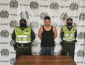 Ciber ladrón cayó en Los Mayales de Valledupar