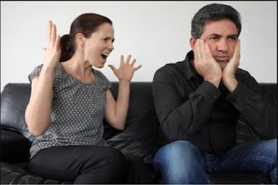 Nagging wives during self-quarantine