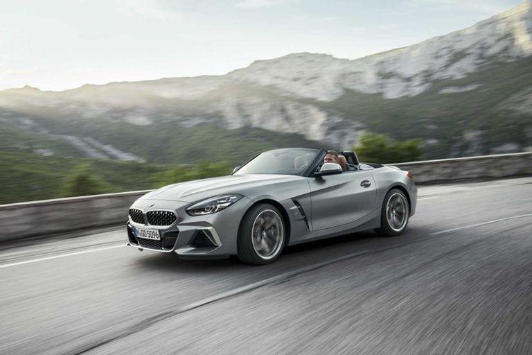 طراز BMW Z4