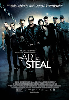 The Art of The Steal 2013 Dual Audio 720p BluRay