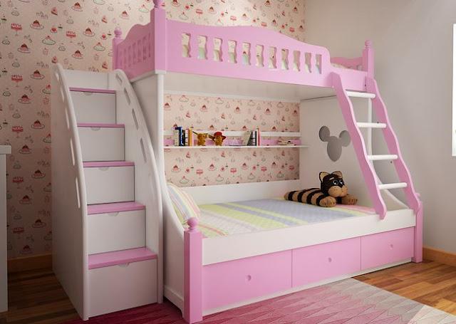 Ảnh 1: Mẫu giường ngủ tầng cho bé giá rẻ bán chạy nhất tại Tphcm