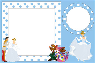 Cinderella Birthday Party Free Printable Invitations Is it for