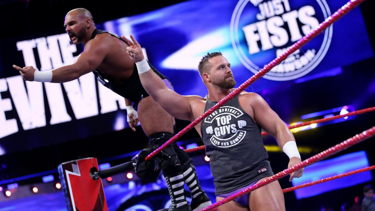 Atualização sobre a saída do The Revival da WWE