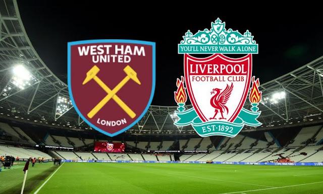 مشاهدة مباراة ليفربول ووست هام اليوم بث مباشر