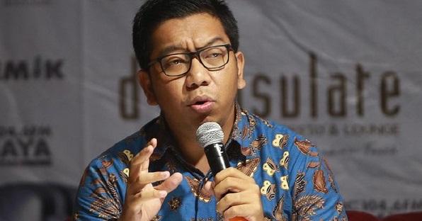 ICW Kaget Jokowi Pidato 'Pemerintah Tak Main-main Berantas Korupsi'