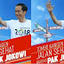 Respons Jokowi soal Jalan Sehatnya Ditolak Warga dan Walkot Solo