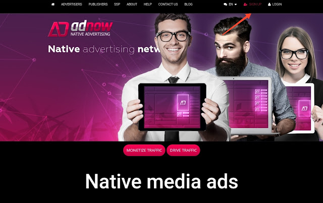 What Is Adnow? How To Make Adnow Account - How To Make Money With Adnow