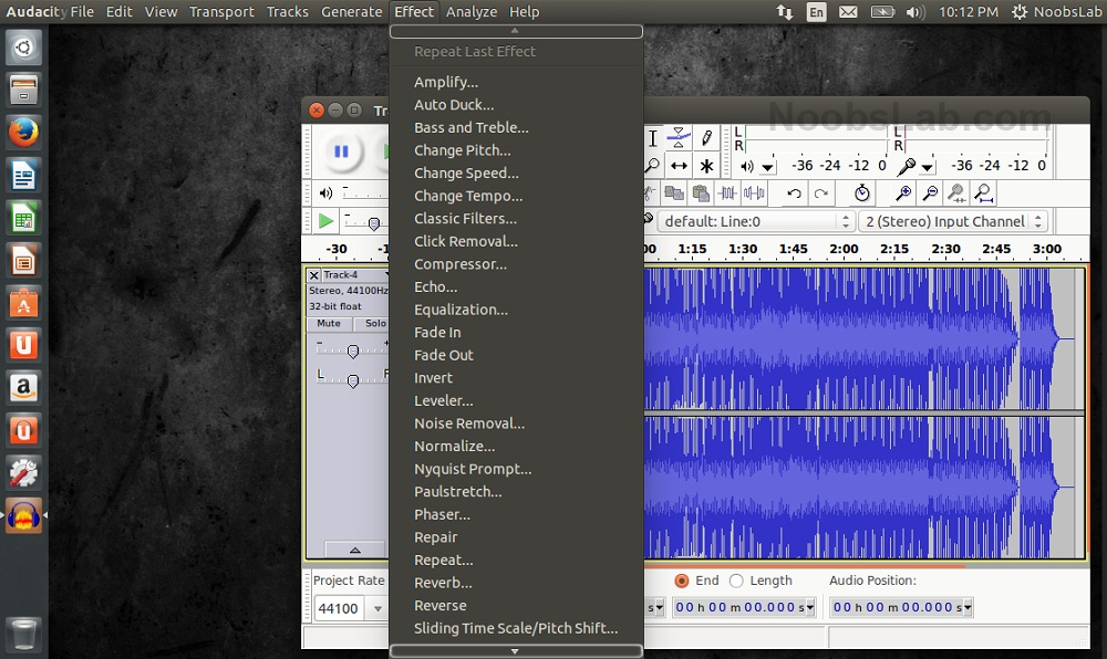 Audacity Can Help You With Sound Editing And Recording, Available