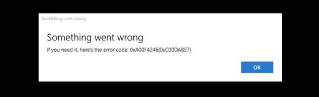 Cara memperbaiki Kamera Laptop tidak berfungsi di Windows 10