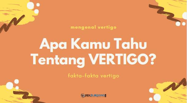 fakta-fakta penyakit vertigo